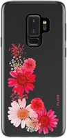FLAVR Galaxy S9+ Real Flower iPlate Case
