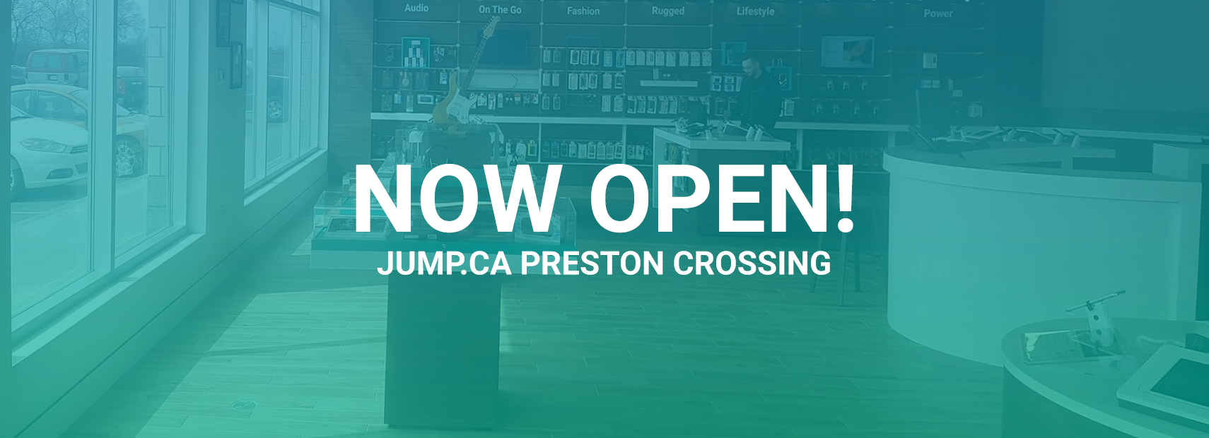 Jump.ca Preston Crossing Now Open