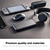 Cellet 4000 mAh Powerstation Plus External Battery with Integrated USB-C Cable