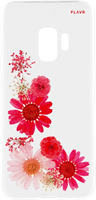 FLAVR Galaxy S9 Real Flower iPlate Case
