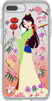 OtterBox iPhone 8/7 Plus Symmetry Disney Power of Princess Series Case