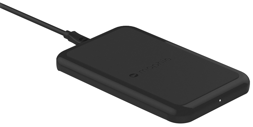 Charge Force Qi Wireless Charging Base - Black