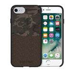 iPhone 6/7 Burton Tweed Case - Bkamo/Green
