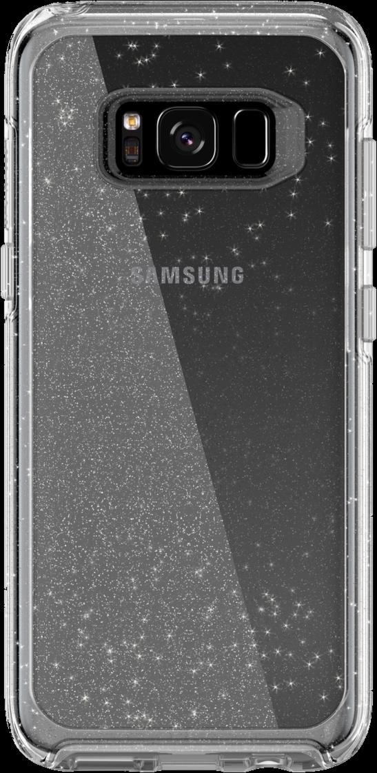 Galaxy S8 Clear Symmetry Case