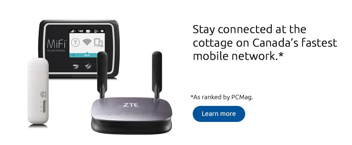 Bell Mobile Internet
