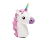 Unicorn Emoji 2600mAh Power Bank