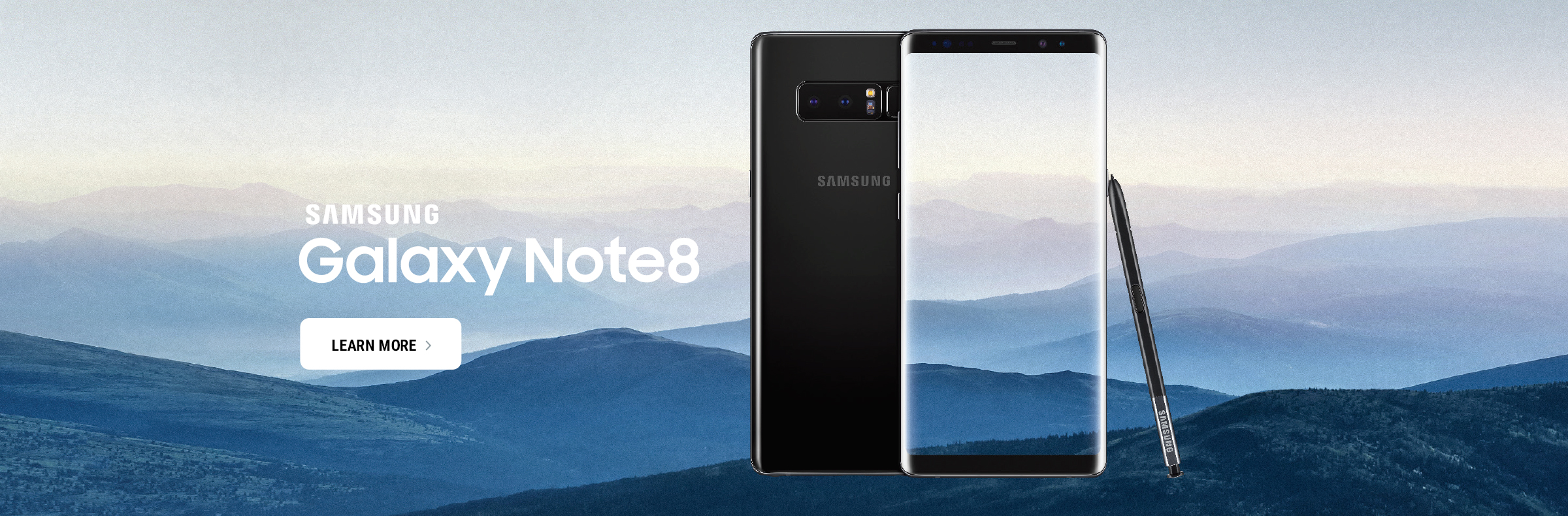 Samsung Galaxy Note8 at WIRELESSWAVE