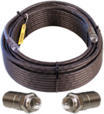 weBoost Wilson cable 75' RG11 with F-male Connectors