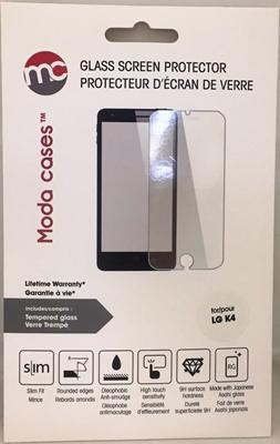 Moda LG K4 Glass Screen Protector
