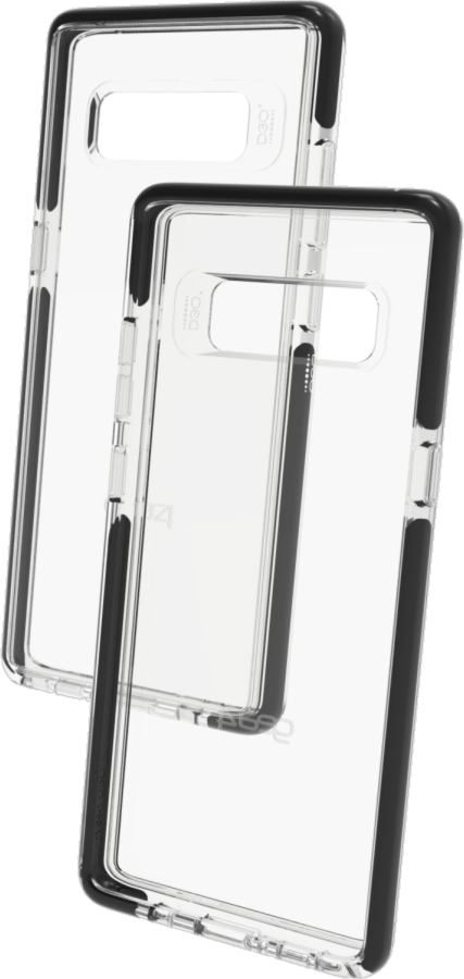 Galaxy Note8 D3O Piccadilly Case - Black