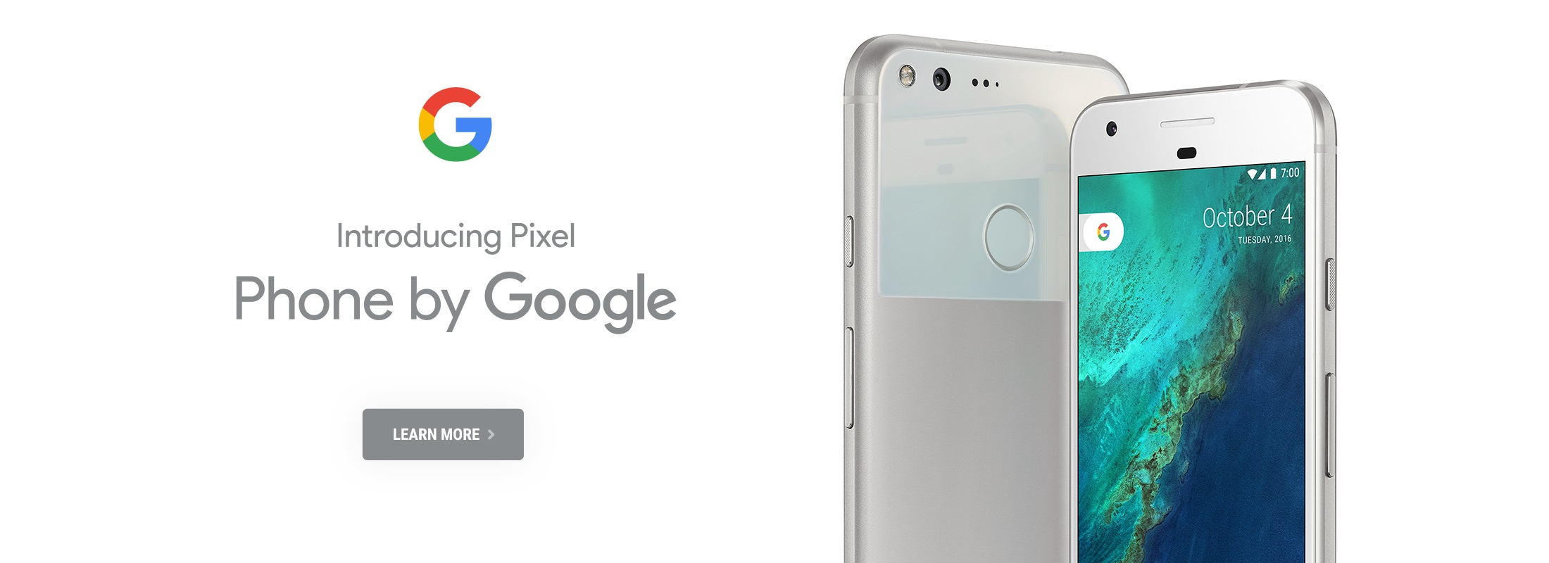 Google Pixel at Tbooth wireless