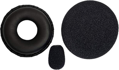 BlueParrott Replacement Ear/Mic Cushions for B250/B250-XT
