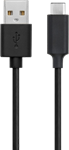XQISIT USB Type-C to USB 2.0 Data Cable - 100cm