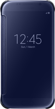 Samsung Galaxy S6 Clear S-View Cover