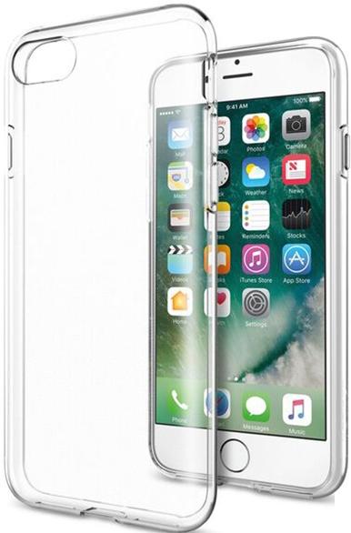 iPhone 7 Liquid Crystal Case - Crystal Clear