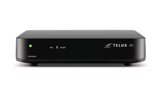 TELUS Optik TV PVR