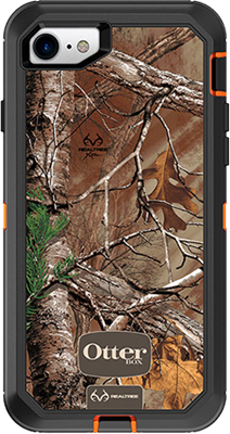 OtterBox iPhone X Realtree Camo Defender Case