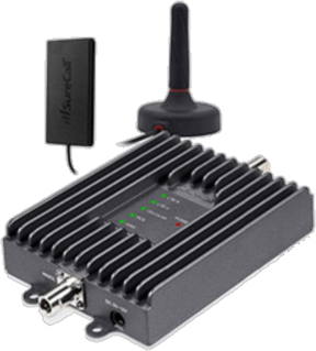 Fusion2Go 2.0 Mobile Signal Booster