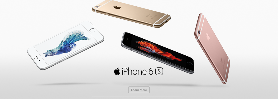 Bell Apple iPhone 6s & 6s Plus