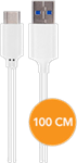 XQISIT 100cm USB Type-C to USB 3.0 Data Cable