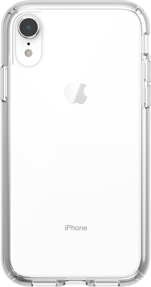 iPhone XR Presidio Stay Case - Clear