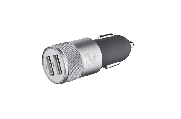 Powerology Car Charger Pill USB Duo 3.1 A