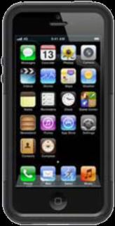 OtterBox iPhone 5/5s/SE  Commuter Case Fits