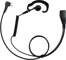 Endura 1W Moto CP200 Audio Kit with Ear Hook