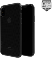 SKECH iPhone X Matrix Clear Case
