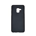 Affinity Gelskin - Galaxy A8 2018, Solid Black