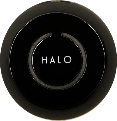 HISY Halo iOS/Android Bluetooth Selfie Remote