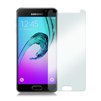 Plastic Screen Protector Double Pack Samsung Galaxy J3/J3 Prime