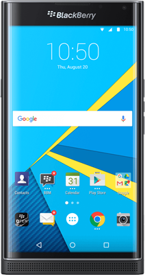 Blackberry Priv - Black - Refurbished