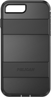 Pelican iPhone 8/7/6s/6 Plus Voyager Rugged Case with Kickstand Holster and Screen Protector