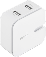 Moshi's Rewind dual-port Wall Charger