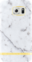 Richmond & Finch Galaxy S7 Marble Glossy Case