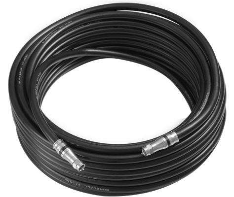 SureCall RG11 Low Loss Coax Cable