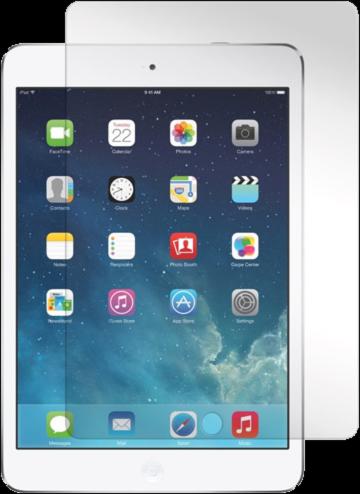 iPad 9.7 (2018 / 2017) / Pro 9.7 / Air 2 / Air Black Ice Screen Protector