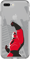 OtterBox iPhone 8 Plus/7 Plus Symmetry Series Clear Pixar Incredibles 2 Case