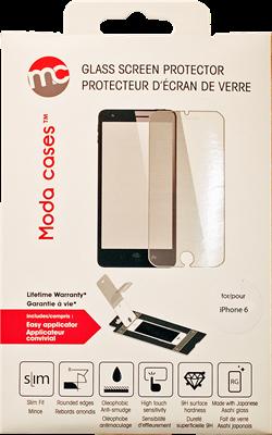 Moda iPhone 6/6s Glass Screen Protector