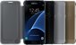 Samsung Galaxy S7 S-View Clear Flip Cover