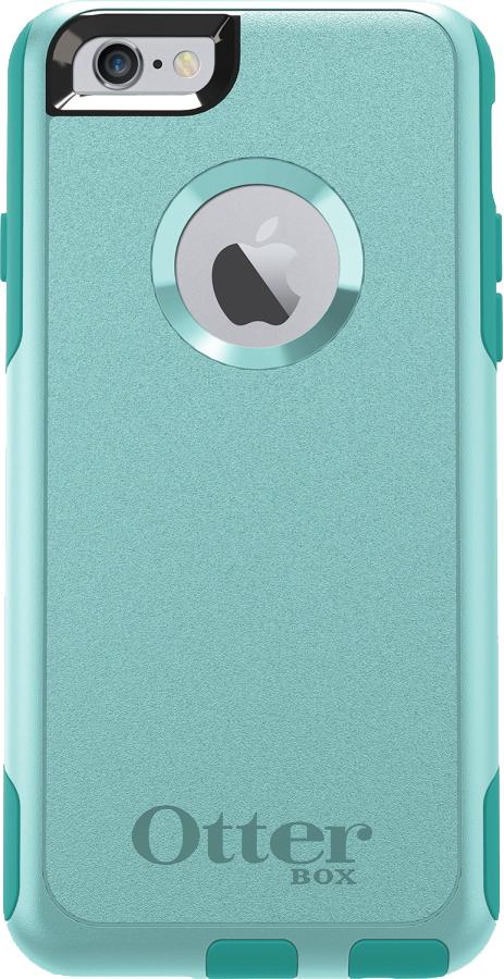 iPhone 6/6s Commuter Case - Aqua Sky