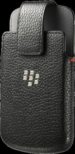 BlackBerry Q10 Leather Holster