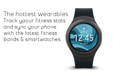Get the Hotest Wearable Devices