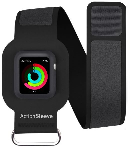 ActionSleeve for Apple Watch 42mm - Black