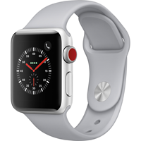 APPLE WATCH S3 SILVER/FOG SPORT BAND 42MM