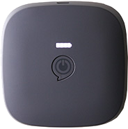 ZENS 7800mAh Wirelessly Rechargeable Portable Power Bank
