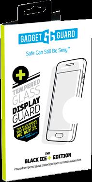 Gadgetguard LG V30 Black Ice + Screen Protector