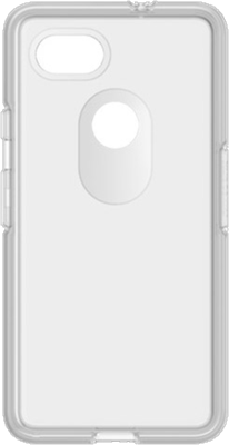 Google Pixel 2 XL Symmetry Clear Case