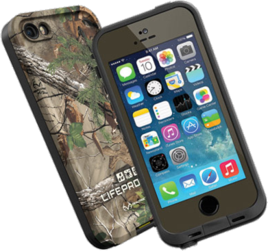 online retailer a5176 25eed LifeProof iPhone 5/5s Realtree frē Case | WIRELESSWAVE